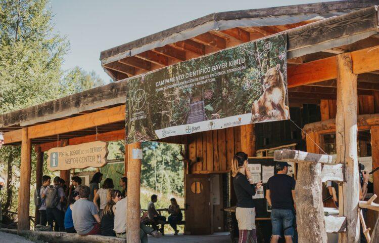 Lugar del campamento Aldea Bayer kimlu