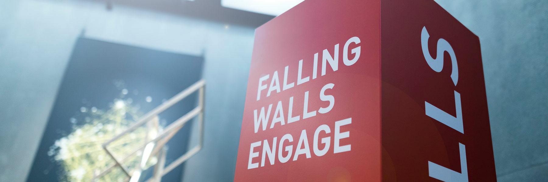 Imagen de Falling Wall Argentina Ciencia Joven