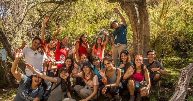 Grupo de bayer kimlu Ciencia Joven